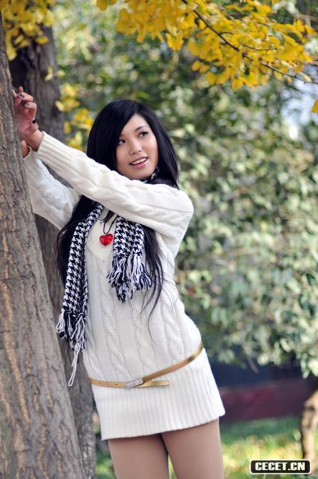 杭州某大学美女生活照 - 中国娱乐资讯网CECE