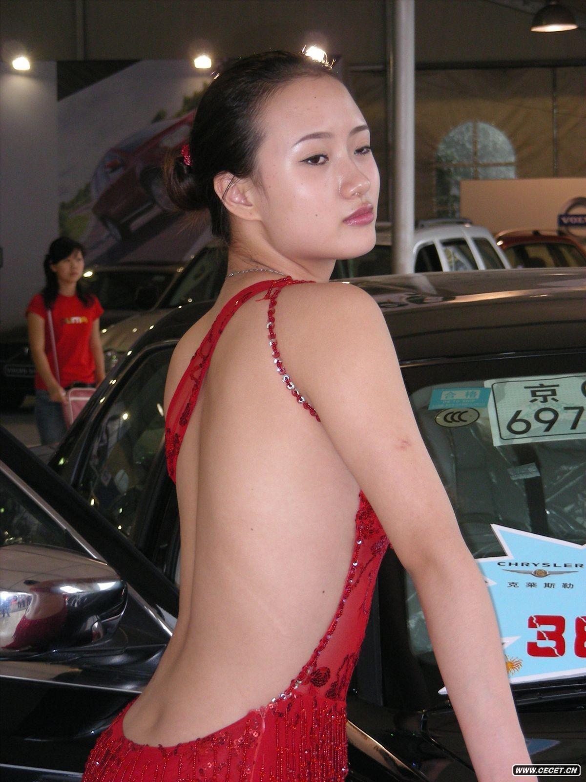 国内资讯_国内最性感的车模 - 中国娱乐资讯网CECET.CN