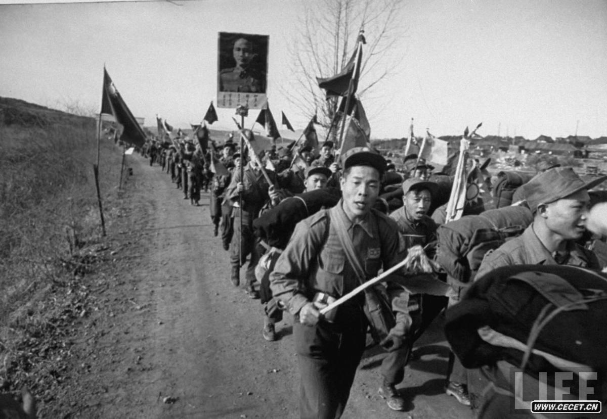 14220名志愿军战俘离开朝鲜去台湾全过程