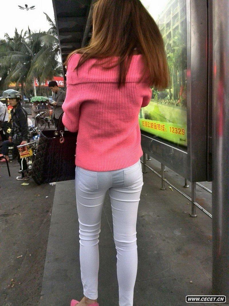 中国娱乐资讯紧身裤女生_