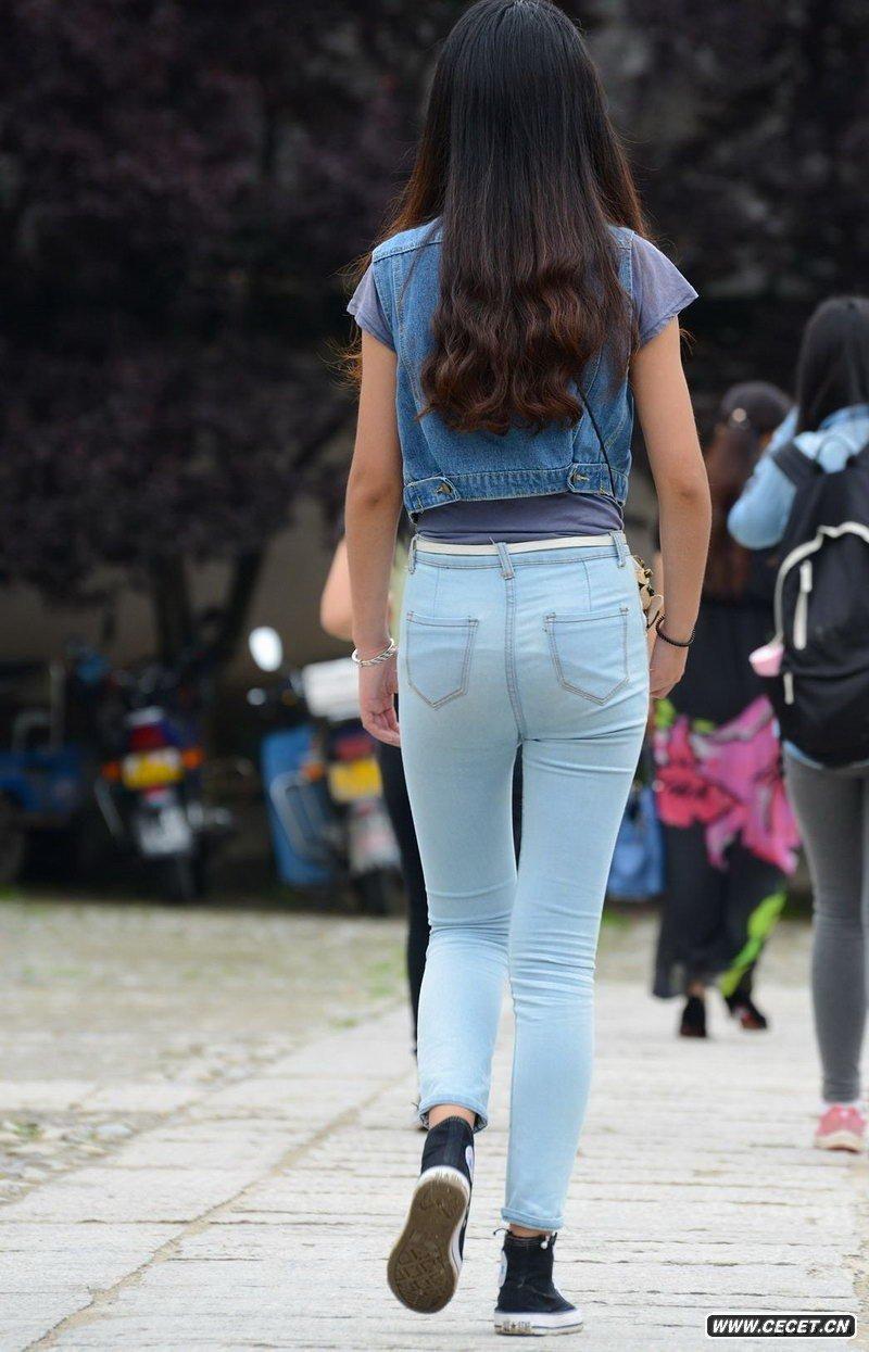 泰国女生校服_街拍牛仔裤臀部、街拍牛仔裤臀部诱惑_淘宝助理
