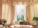 各式各样的窗帘设计方案 装扮与众不同的家