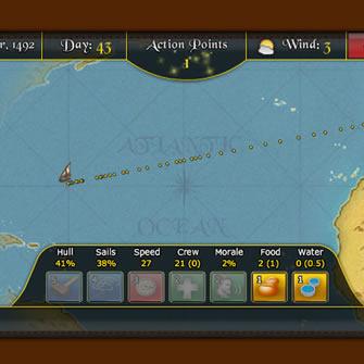 [策略]大航海时代