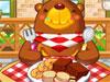 [做饭]贪吃的小熊