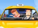 [恋爱]出租车偷吻