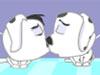 [偷吻]情人与小狗