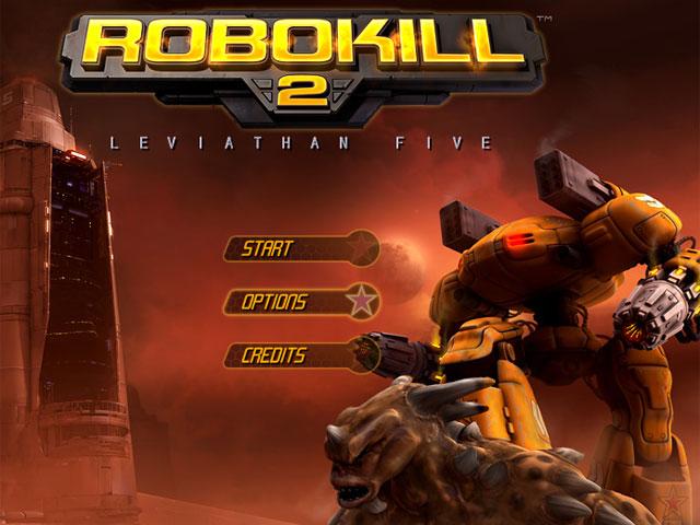 [射击]杀手机器人