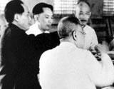 国民党议员访延安指名要见江青