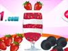 [做饭]草莓冰淇淋