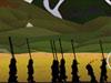 [守城]孤城箭手