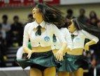 韩国篮球宝贝脱衣热舞