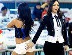 韩国体育宝贝性感热舞