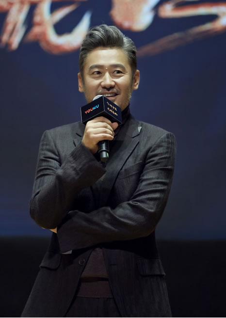 《虎啸龙吟》12月7日优酷开播 肖顺尧檀健次现场展唱功